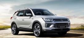 쌍용차, 엔트리 패밀리 SUV 코란도 가솔린 모델 사전계약 개시