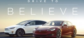 Tesla, 'DRIVE TO BELIEVE' 캠페인 실시