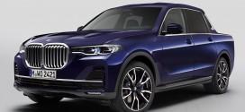 BMW, 직업 훈련생들이 제작한 'X7 픽업트럭 컨셉' 공개
