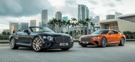 벤틀리, 창립 100주년 맞아 컨티넨탈 GT V8 & GT V8 컨버터블 국내 최초 공개