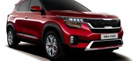 기아차, 하이클래스 소형SUV 셀토스 출시. 가격은 1,929만원부터