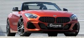 제로백 3.9초, 500마력! G-Power가 튜닝한 'BMW Z4′