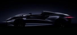 새로운 맥라렌 얼티밋 시리즈, '2인승 오픈 콕핏 로드스터' 디자인 최초 공개