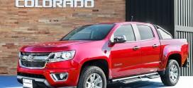 쉐보레, 정통 아메리칸 픽업트럭,  '콜로라도' 공식 출시