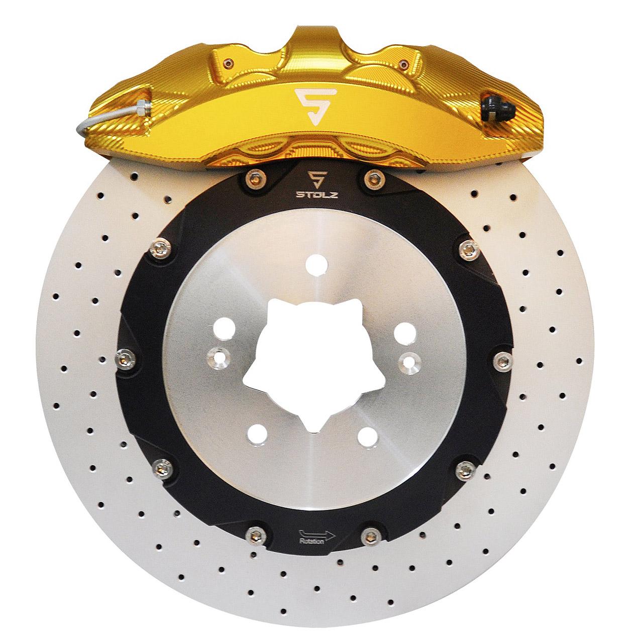 스톨츠 - 알루미늄 소재 적용 브레이크 시스템