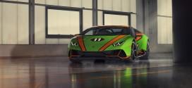 람보르기니, 미국 내구 레이스 우승 기념 한정판 모델 '우라칸 에보 GT 기념 모델' 공개