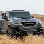 랭글러가 이렇게까지 변하다니?! 레즈바니의 슈퍼 SUV '탱크' 공개