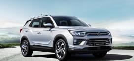 쌍용차, 엔트리 패밀리 SUV 코란도 가솔린 모델 출시. 가격은 2,256만원부터