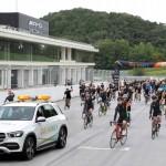 메르세데스-벤츠 코리아, 제2회 '기브앤 바이크(GIVE 'N BIKE)' 기부 자전거 대회 개최