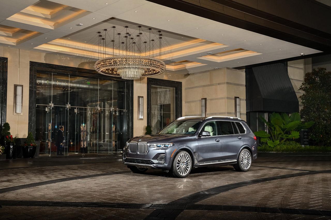 사진-BMW X7 xDrive40i 출시