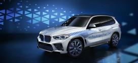 BMW, 2019 프랑크푸르트 모터쇼(IAA)에서 'BMW i 하이드로젠 넥스트' 공개