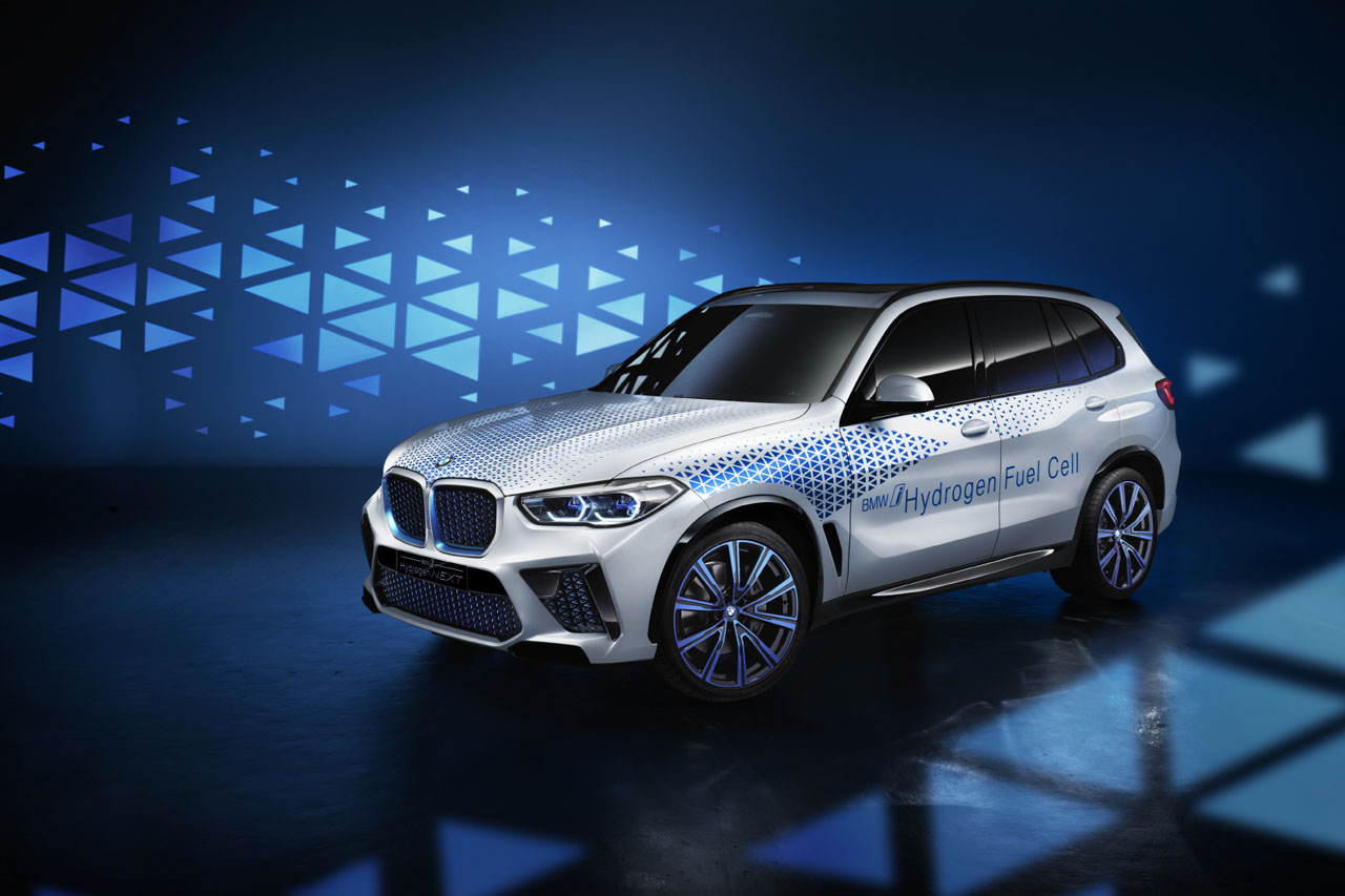 사진1-BMW i Hydrogen NEXT