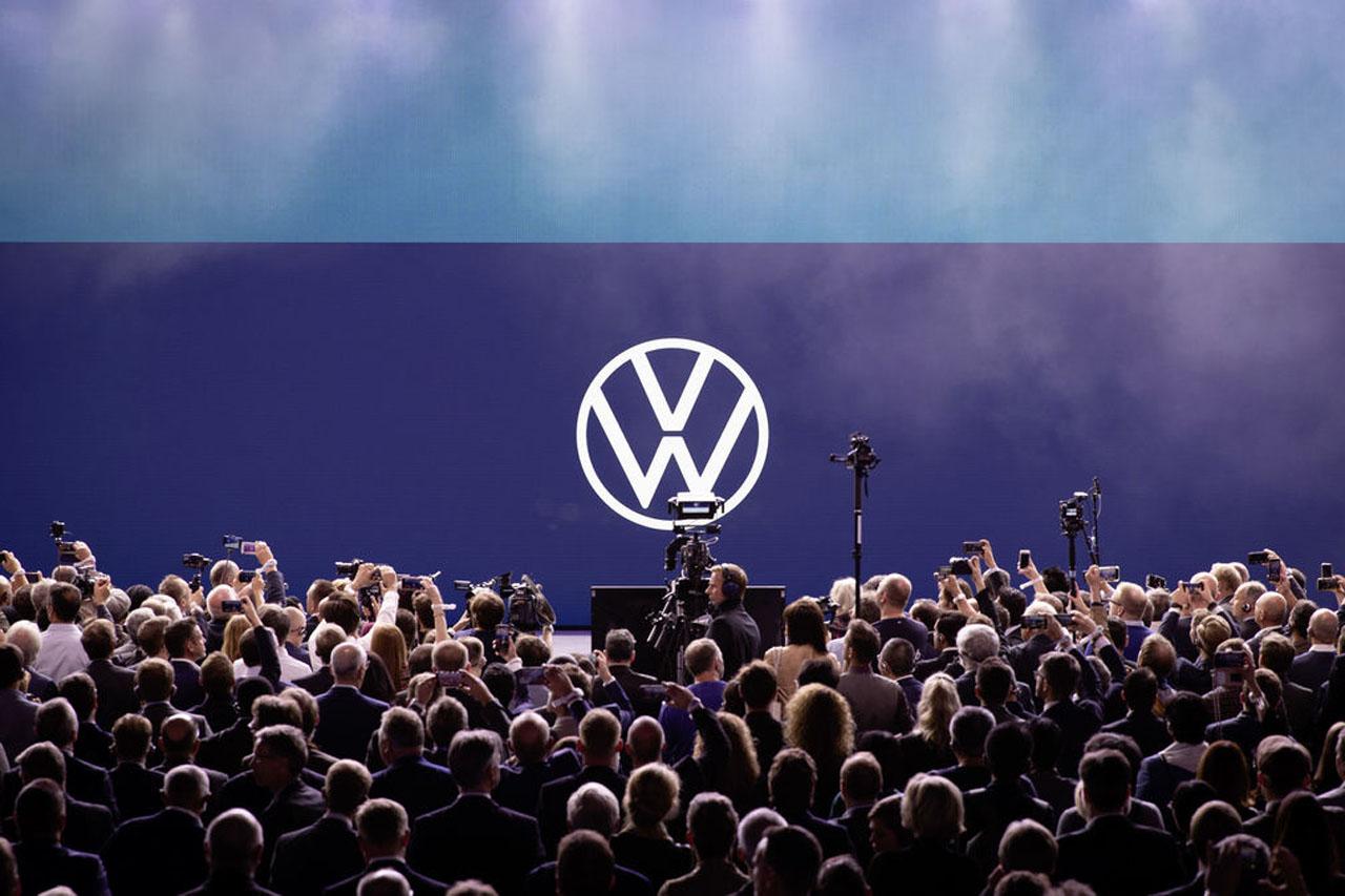 [참고사진] 폭스바겐, 2019 IAA서 새로운 브랜드 디자인 및 로고 최초 공개_20190910 (1)