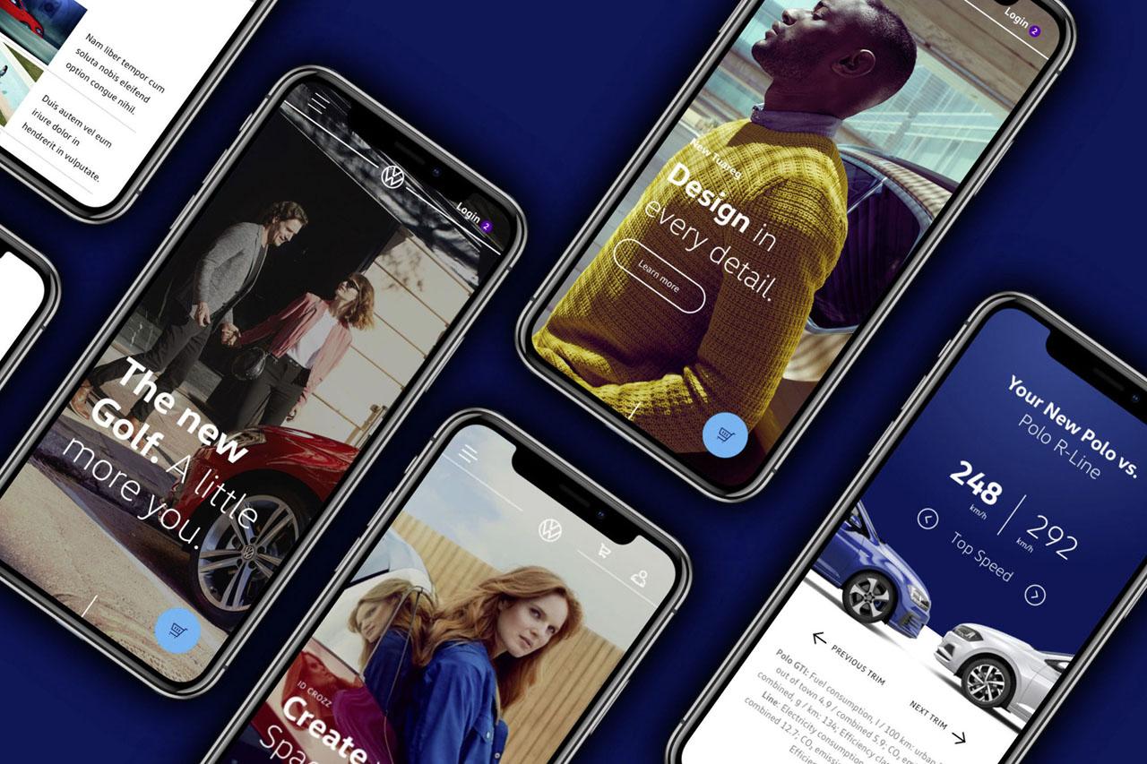 [참고사진] 폭스바겐, 2019 IAA서 새로운 브랜드 디자인 및 로고 최초 공개_20190910 (4)