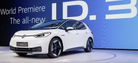 폭스바겐, 프랑크푸르트 모터쇼에서 첫 순수 전기차 'ID.3 1st 에디션' 세계 최초 공개
