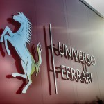 페라리, Universo Ferrari(페라리의 세계) 전시회 오픈-1