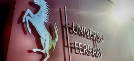페라리, 'Universo Ferrari(페라리의 세계)' 전시회 개장