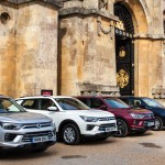 쌍용자동차, 코란도 유럽 현지 판매 돌입