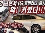 신형 그랜저 확! 커졌다! 롱버전만 출시!!? 진짜 대형 세단! 현대 그랜저 IG 페이스리프트 사진 유출 New Hyundai Grandeur