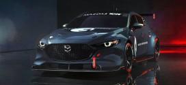 마쯔다3, 350마력의 경주용 차량으로 TCR 데뷔