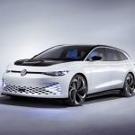Volkswagen Showcar ID. SPACE VIZZION