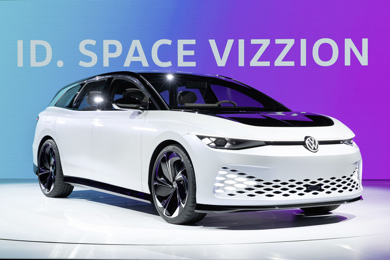 Volkswagen - L.A. Autoshow 2019