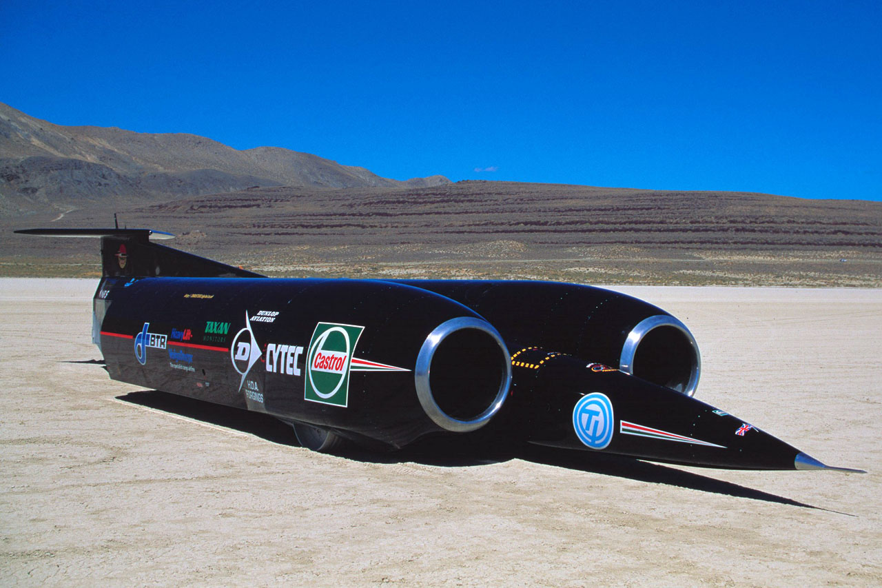 1997년 Thrust SSC
