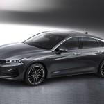 기아차, 신형 K5 외관 디자인 공개