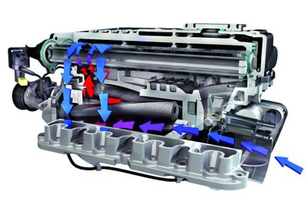 root type supercharger
