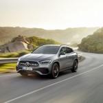 메르세데스-벤츠, '더 뉴 메르세데스-벤츠 GLA' 차세대 컴팩트 SUV 세계 최초 공개