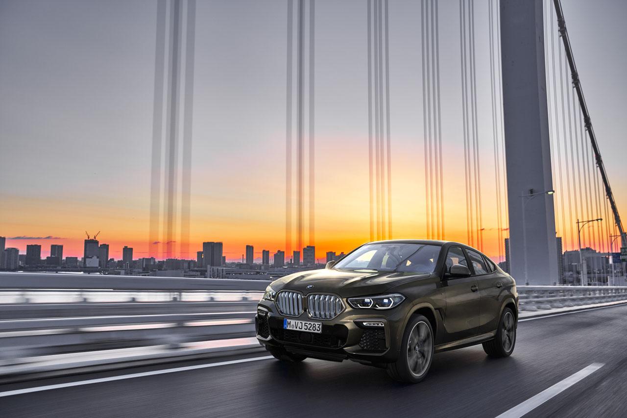사진1-더 뉴 BMW X6