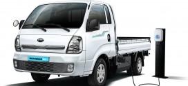 기아차, 친환경 전기트럭 '봉고3 EV' 출시