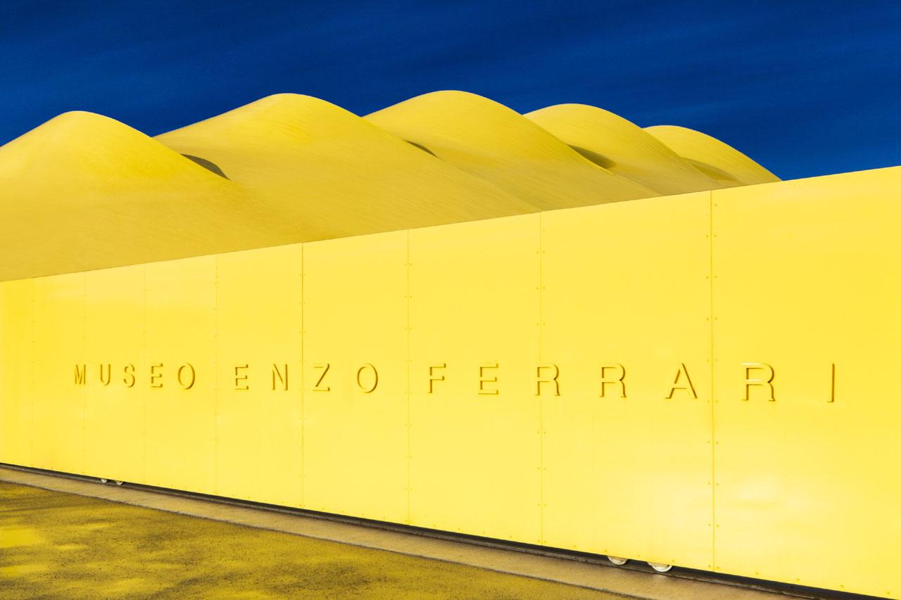[사진자료] 페라리 박물관, 2019년 역대 최다 60만 명 방문_엔초 페라리 박물관(Museo Enzo Ferrari),모데나