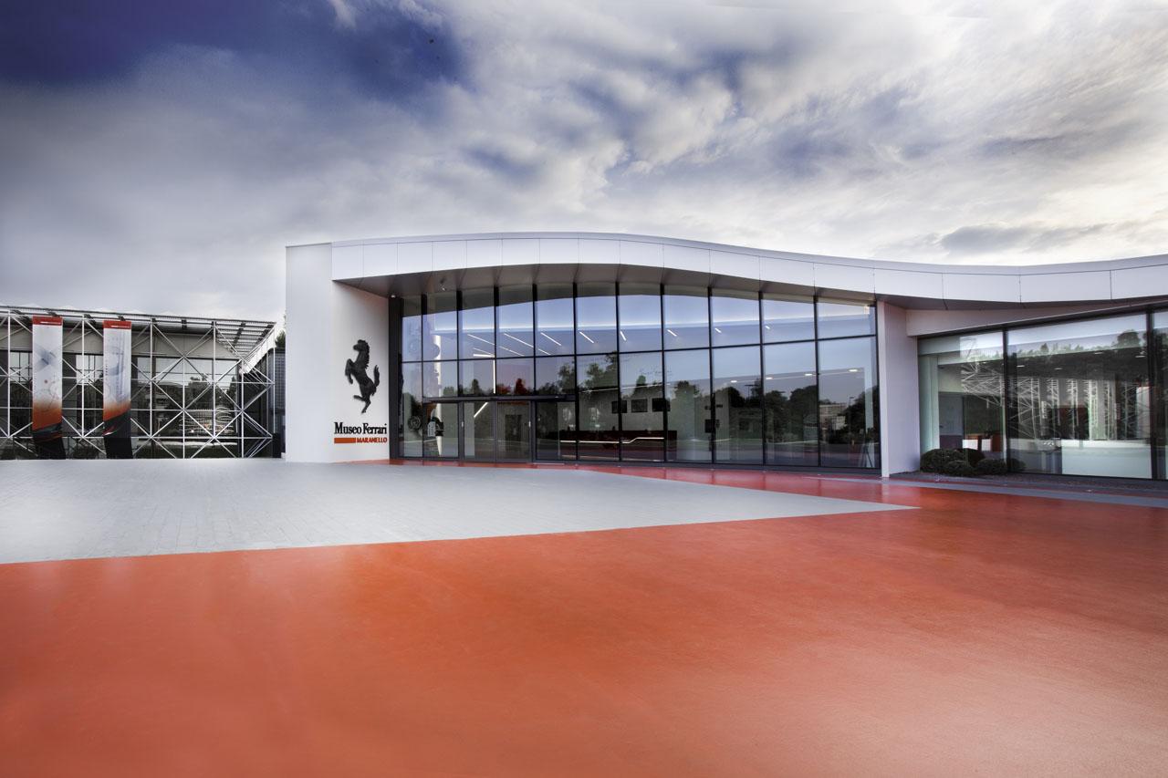 [사진자료] 페라리 박물관, 2019년 역대 최다 60만 명 방문_페라리 박물관(Museo Ferrari), 마라넬로