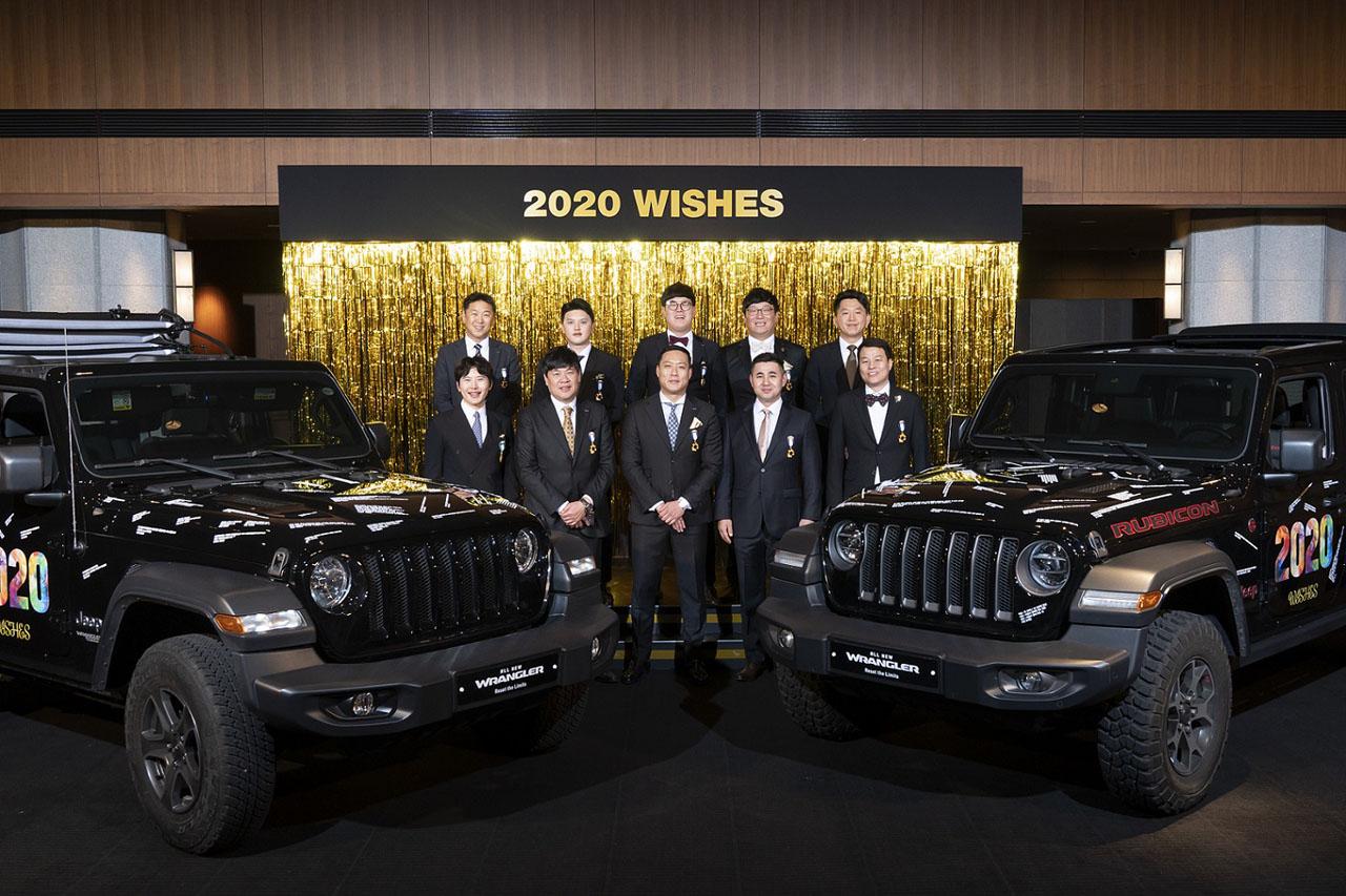 사진자료1-지프(Jeep®), 2019 지프 세일즈 클럽 어워드 개최