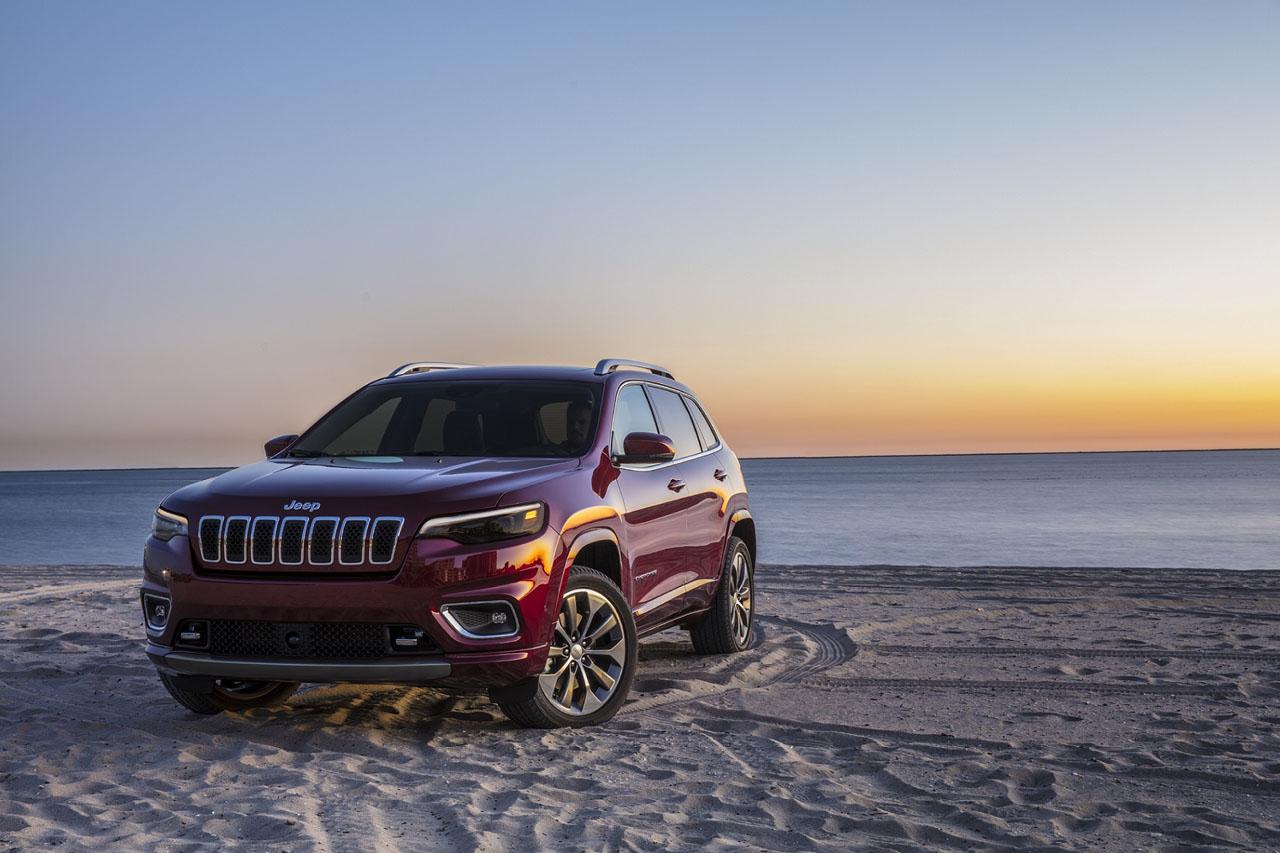 2020 Jeep¢ç Cherokee Overland