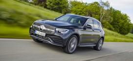 메르세데스-벤츠, 베스트셀링 SUV '더 뉴 GLC 및 GLC 쿠페' 부분 변경 모델 출시