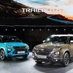 쉐보레, 차급을 뛰어 넘는 임팩트 SUV '트레일블레이저' 공식 출시