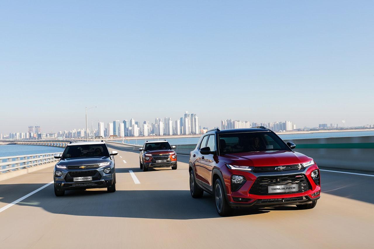 차급을 뛰어 넘는 임팩트 SUV, 쉐보레 트레일블레이저 공식 출시!_5