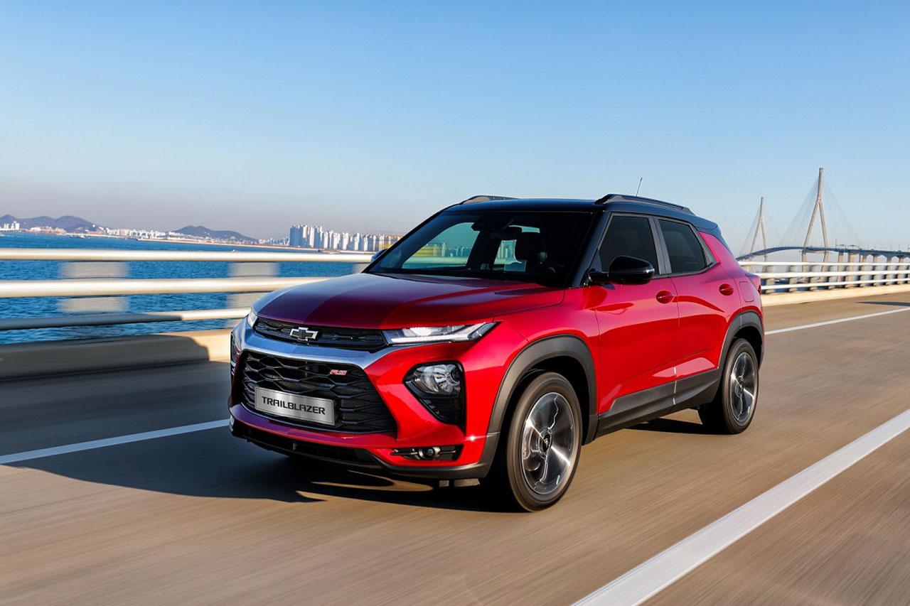 차급을 뛰어 넘는 임팩트 SUV, 쉐보레 트레일블레이저 공식 출시!_6