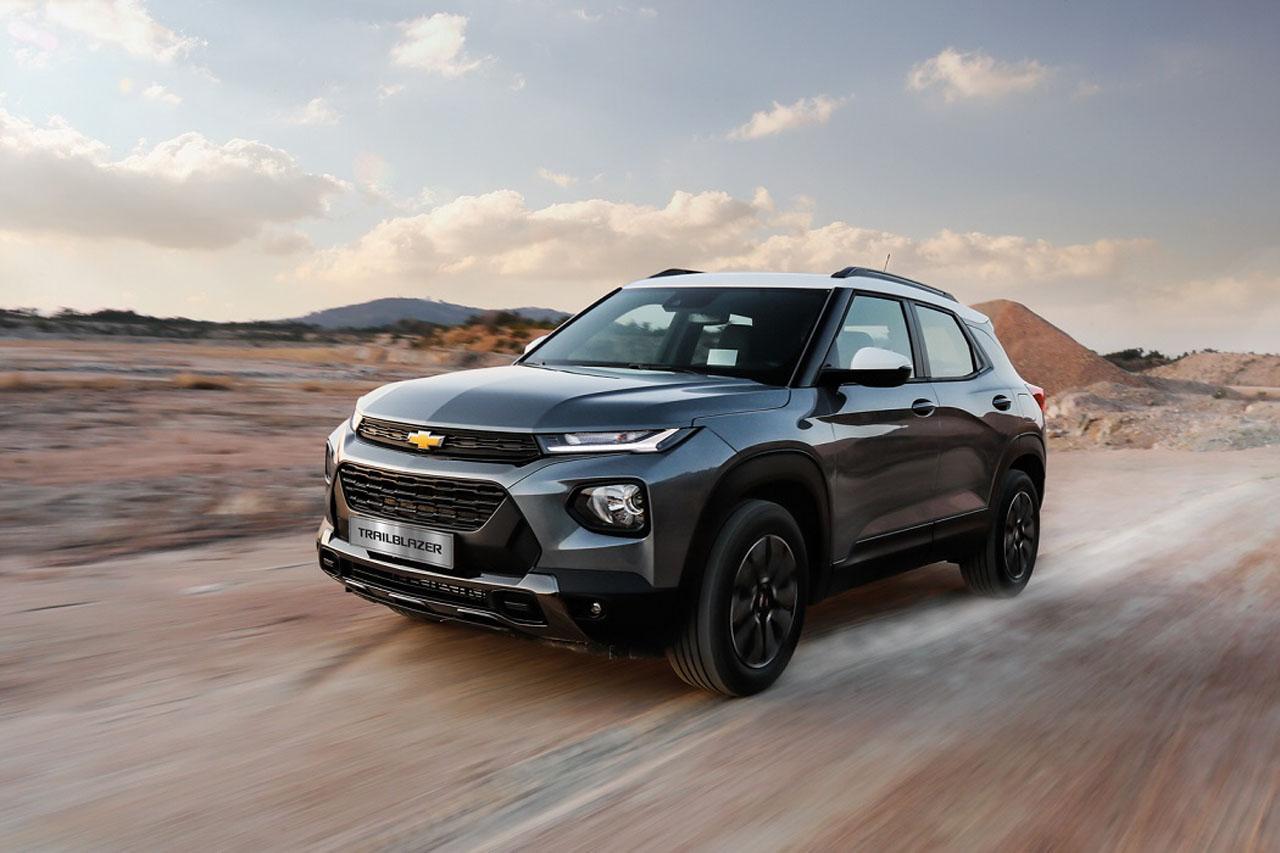 차급을 뛰어 넘는 임팩트 SUV, 쉐보레 트레일블레이저 공식 출시!_7