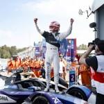 포뮬러 E 3라운드, 산티아고 E-프리 BMW 맥스 군터 우승