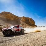 쌍용자동차, 다카르 랠리 3년 연속 완주 성공