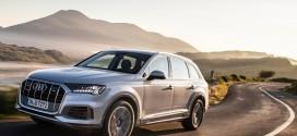 아우디, 플래그십 SUV 'Q7′ 부분변경 모델 공개