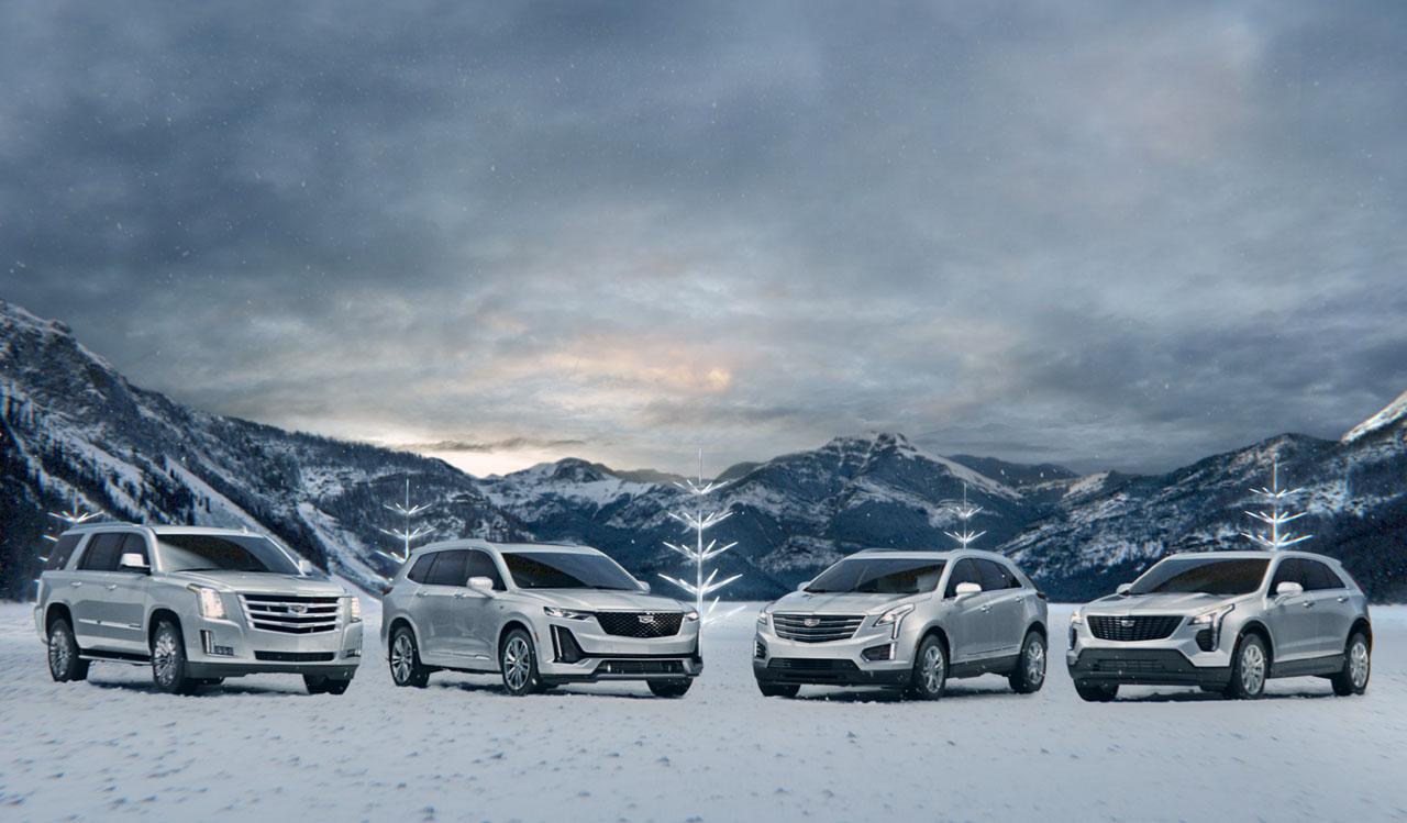 Cadillac_SUVs_ESC,XT6,XT5,XT4