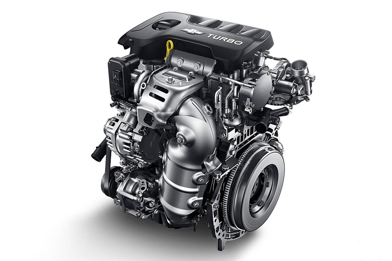 e-turbo engine