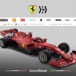 [사진자료] 페라리 2020시즌 F1 머신 SF1000 공개 (4)