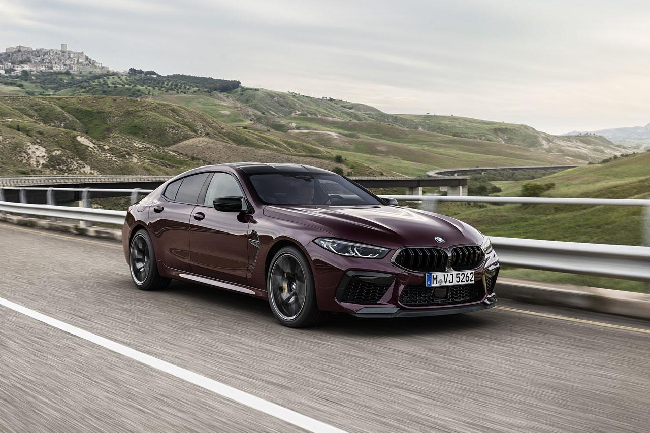 사진-BMW 뉴 M8 그란쿠페 컴페티션(1)