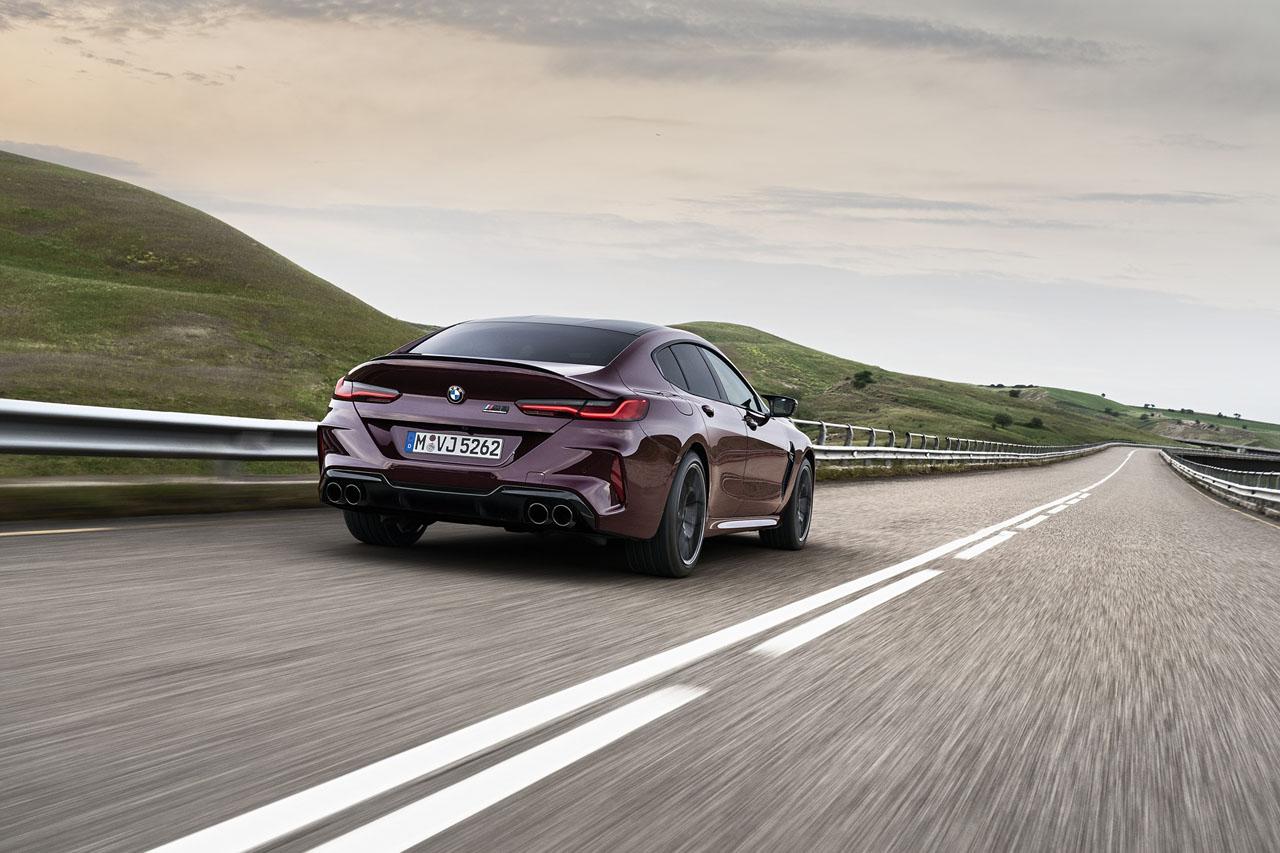 사진-BMW 뉴 M8 그란쿠페 컴페티션(2)