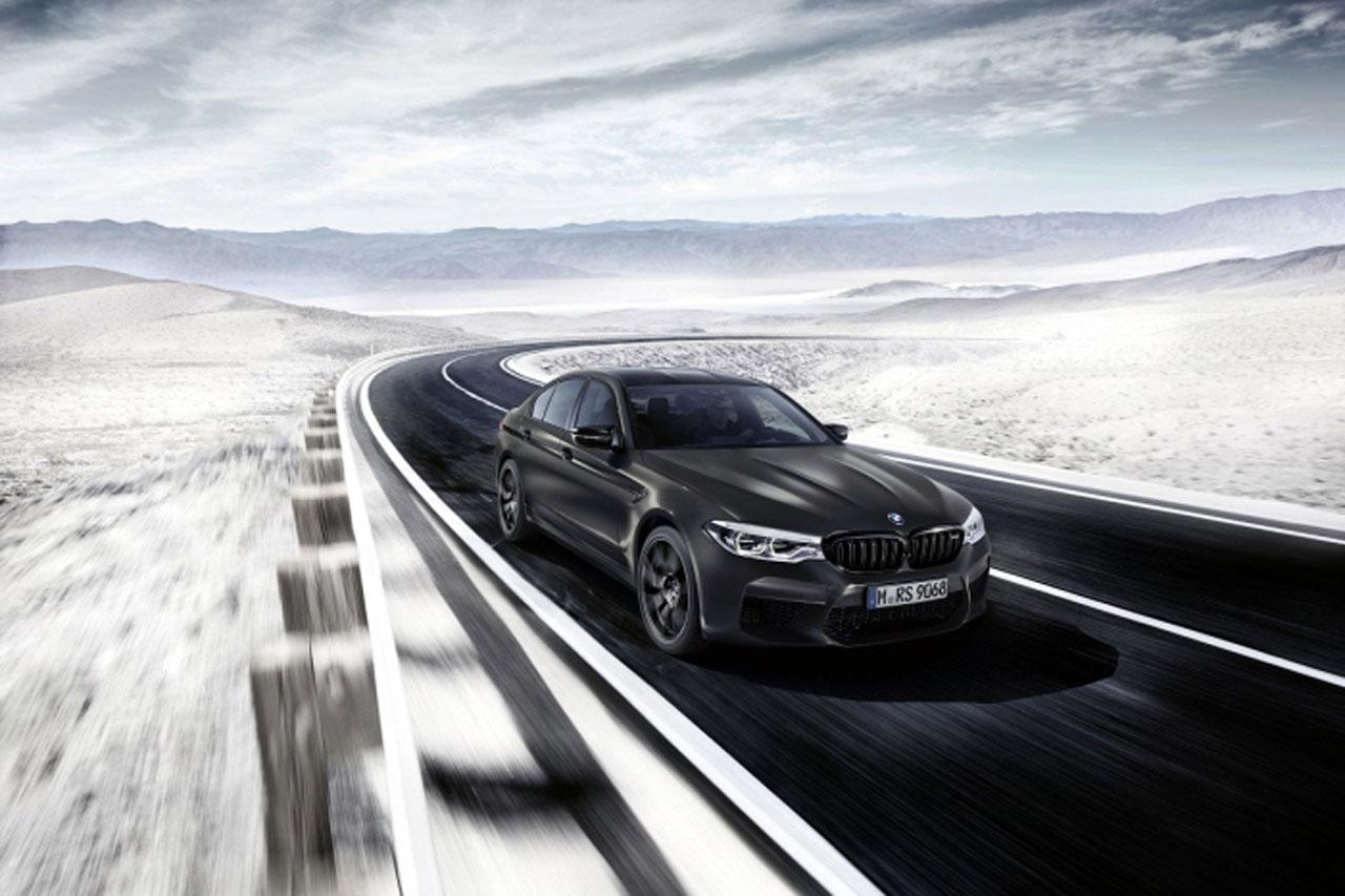 사진1-BMW M5 컴페티션 35주년 에디션